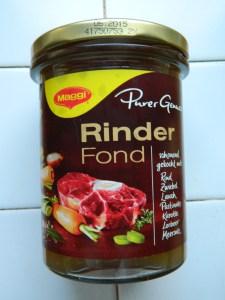 Maggi -Rinder Fond