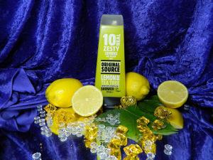 Zitrone und Teebaum