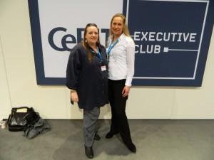 Alex von Ihr Produkttester Und ich links,  Claudia D.