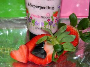 iced strawberry dream Peeling