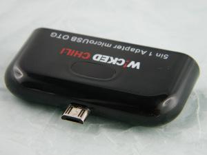 Micro-USB-Anschluß