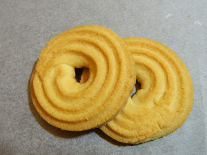 Butter Spritzgebäck