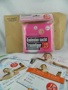 Mein Testpaket von www.wannenbuch.de
