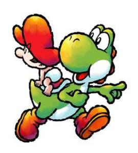 Nintendo Yoshi´s New Island1