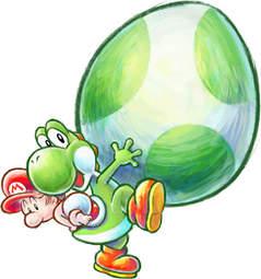 Nintendo Yoshi´s New Island2