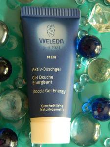 Weleda MEN Aktiv-Duschgel Probe 20ml