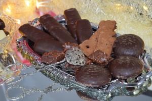 Ganz viel Schokolade