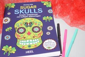 sugar skulls Claudia D.