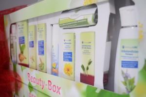 Claudia D. Beauty Box