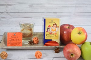 Tante Trudels Apfelstrudel-Tee