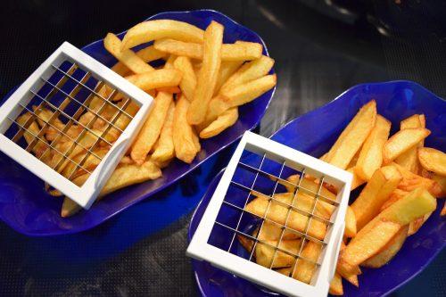 Pommes Frites? Bitte nur noch selbstgemacht